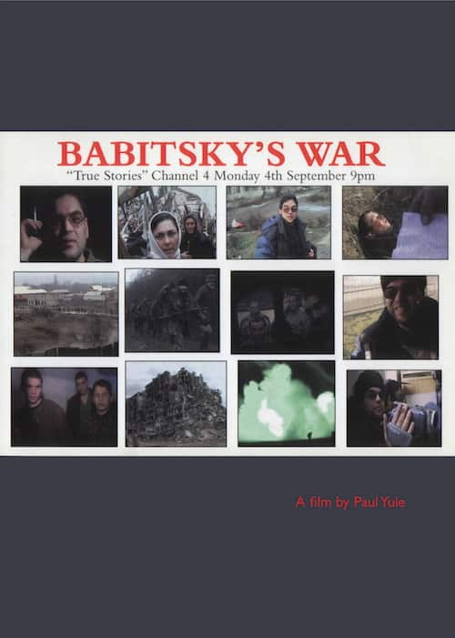 babitskis_war Chechnya