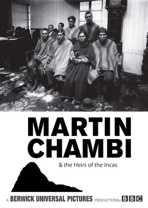 Poster of martin_chambi and the heirs of the Incas
