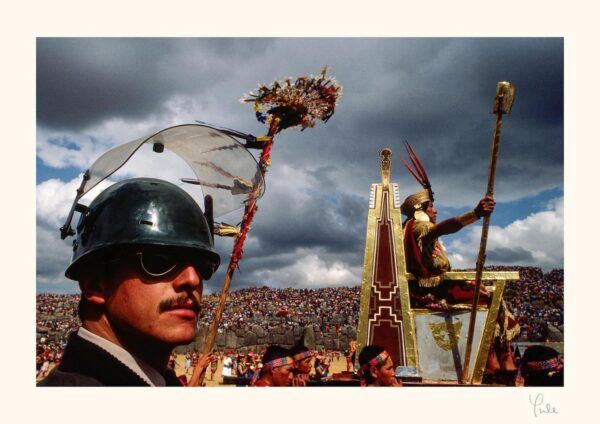 The Soldier and the Inca