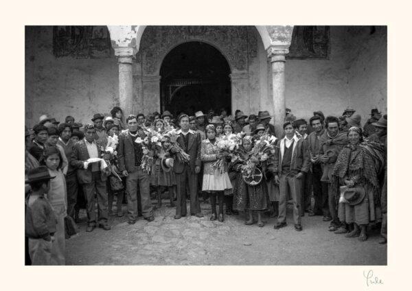 The Wedding, Chincheros
