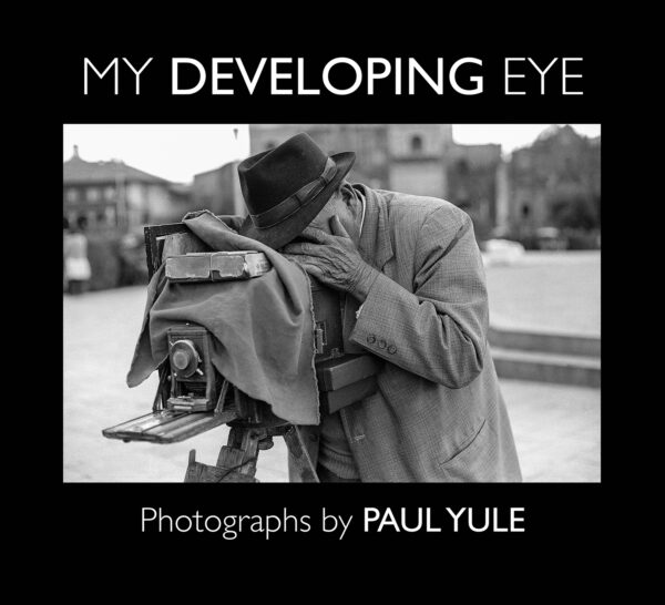 Photograph by Paul Yule of a photographer in Cusco